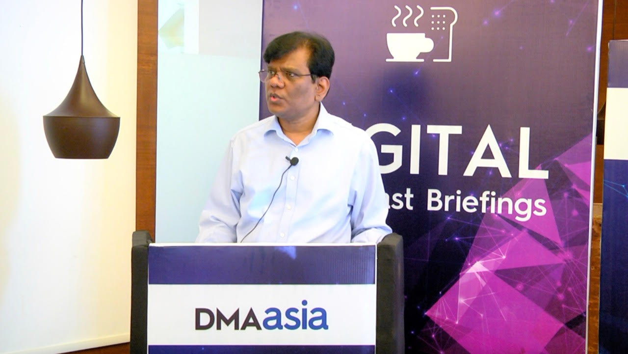 Responding to the Pandemic as a Team: Inspiring Story Shared by Mr Manjunatha KG (Founder & CEO, Kenscio) at DMA Breakfast Briefings