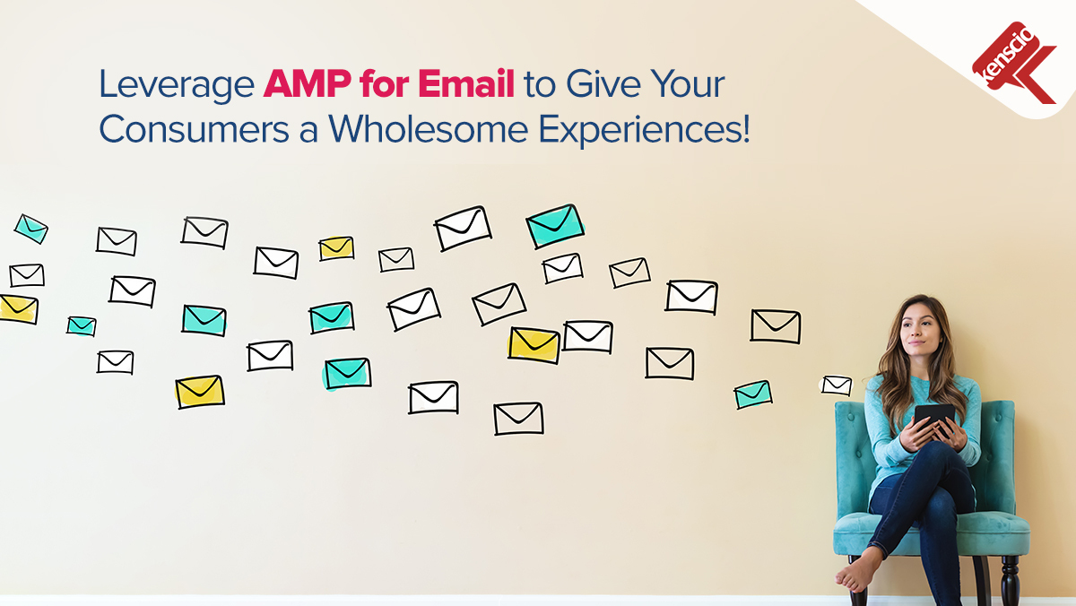 AMP technology to send interactive, dynamic emails