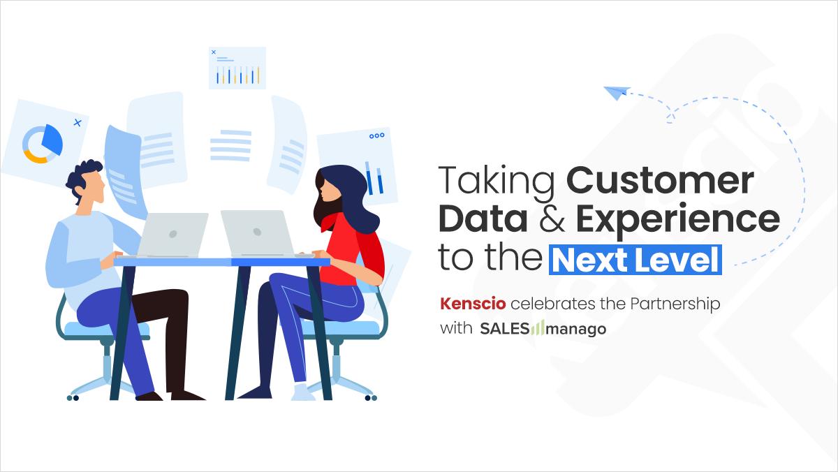 Kenscio & SALESmanago partnership for Customer Data and Experience Platform