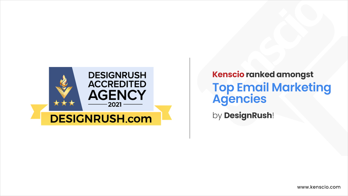 Kenscio Ranked as a Top Customer Data & Experience Platform Provider in India.