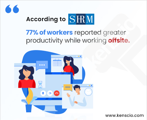 7 Remote Productivity Tips