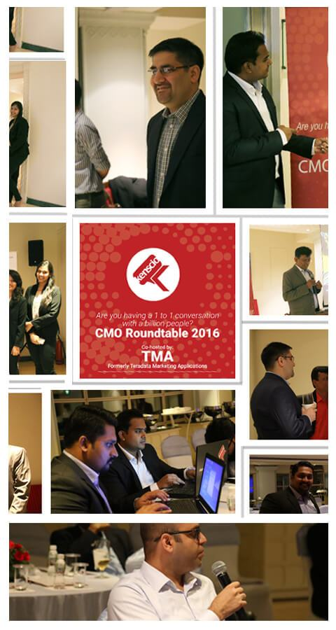 CMO Roudtable 2016