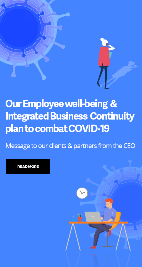Message to our Clients and partners from the CEO