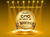 Most Trusting Partner 2018